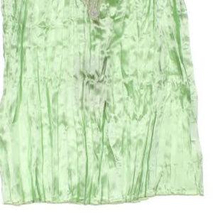 HeartSoul Intimates & Sleepwear - Cami Tank top with lace Accordian pleats Medium JR